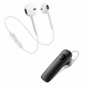 Wireless & Bluetooth EarPhone
